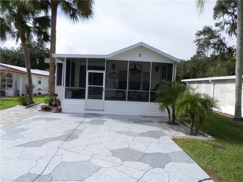 Mobile Homes for Sale at 2 LONG HAMMOCK DRIVE River Ranch, Florida 33867 United States