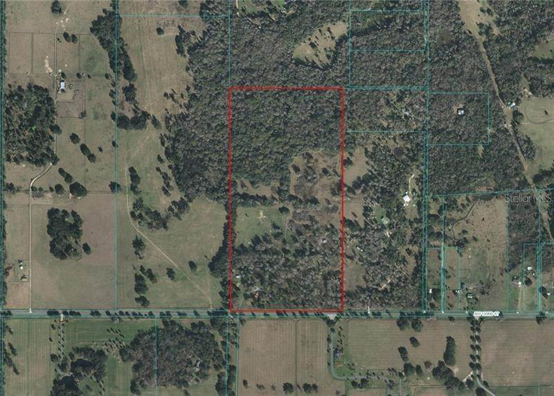 Land for Sale at 6901 NW 193RD STREET Micanopy, Florida 32667 United States