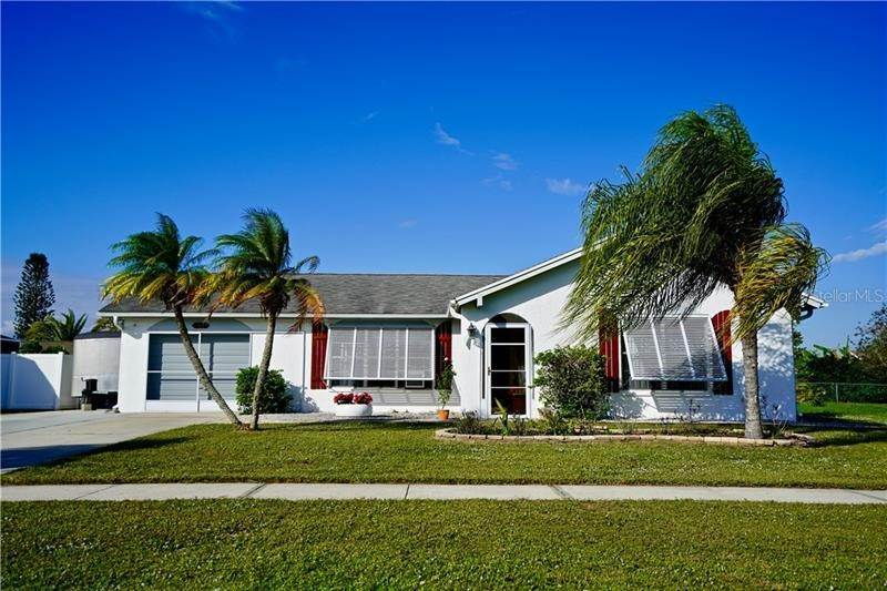 Single Family Homes for Sale at 13554 BENNETT DRIVE Port Charlotte, Florida 33981 United States