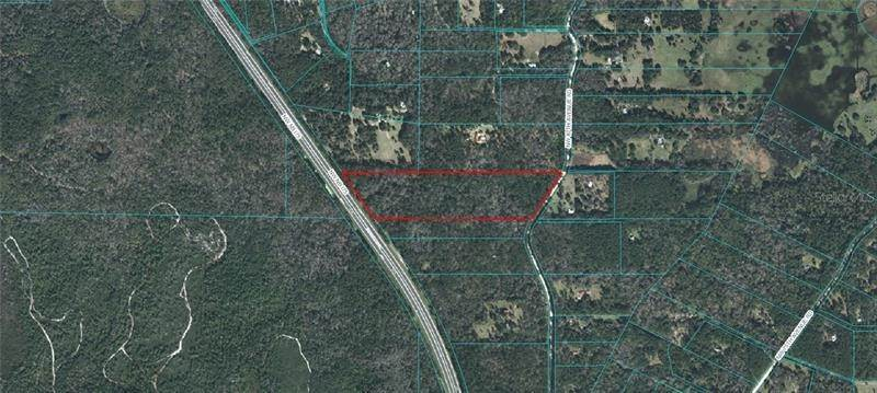 Land for Sale at 1 NW 87TH AVENUE ROAD Micanopy, Florida 32667 United States