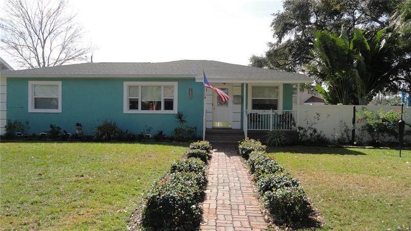 Single Family Homes for Sale at 7430 2ND AVENUE N St. Petersburg, Florida 33710 United States