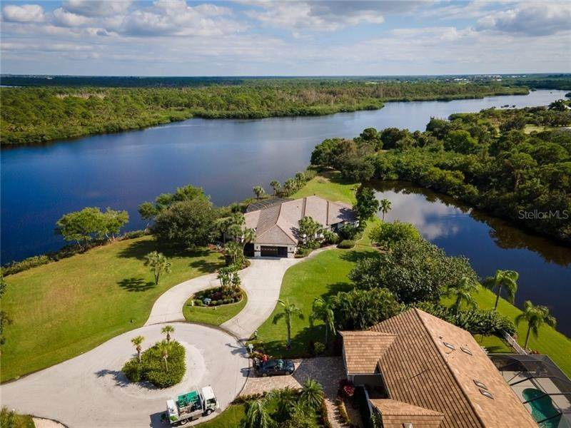 11. Single Family Homes for Sale at 250 & 260 CORAL CREEK DRIVE Placida, Florida 33946 United States