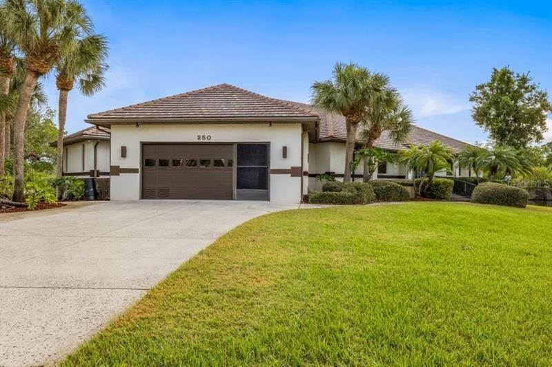 3. Single Family Homes for Sale at 250 & 260 CORAL CREEK DRIVE Placida, Florida 33946 United States