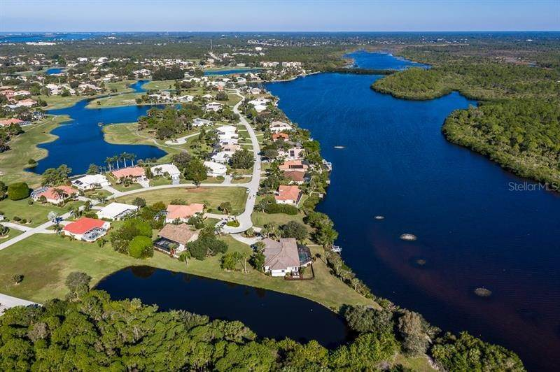 10. Single Family Homes for Sale at 250 & 260 CORAL CREEK DRIVE Placida, Florida 33946 United States