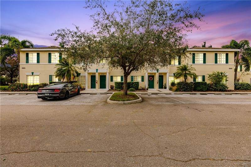 townhouses for Sale at 323 CAPE HARBOUR LOOP 104 Bradenton, Florida 34212 United States