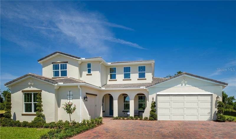 Single Family Homes for Sale at 15640 SWEET LEMON WAY 295 Winter Garden, Florida 34787 United States