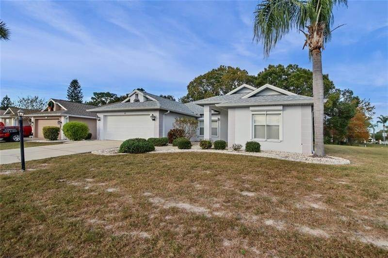 Single Family Homes for Sale at 301 CALOOSA WOODS LANE Sun City Center, Florida 33573 United States