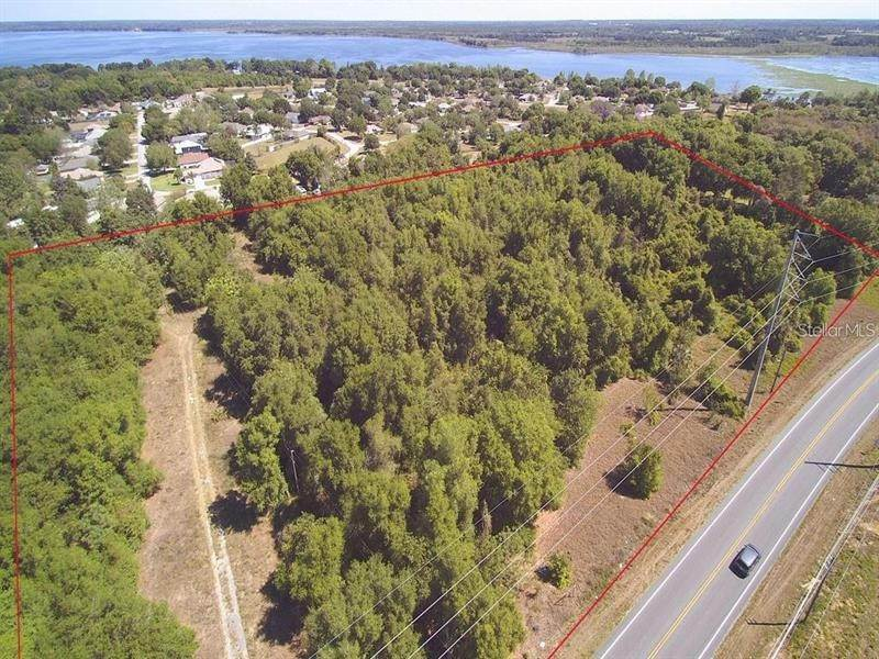 Land for Sale at CR 44 Grand Island, Florida 32735 United States