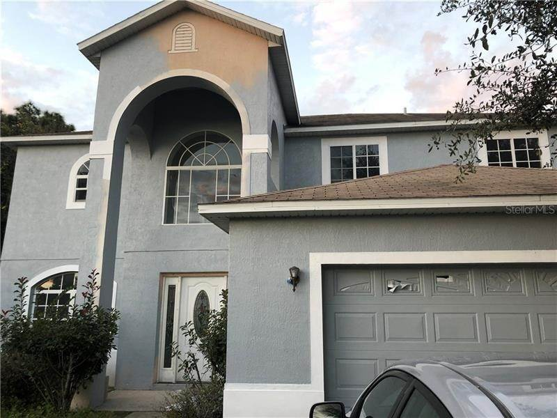 Single Family Homes en 566 EAGLE COURT Poinciana, Florida 34759 Estados Unidos