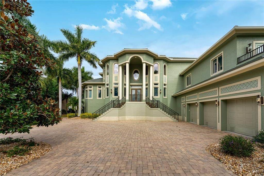 Single Family Homes for Sale at 4521 GRASSY POINT BOULEVARD Port Charlotte, Florida 33952 United States