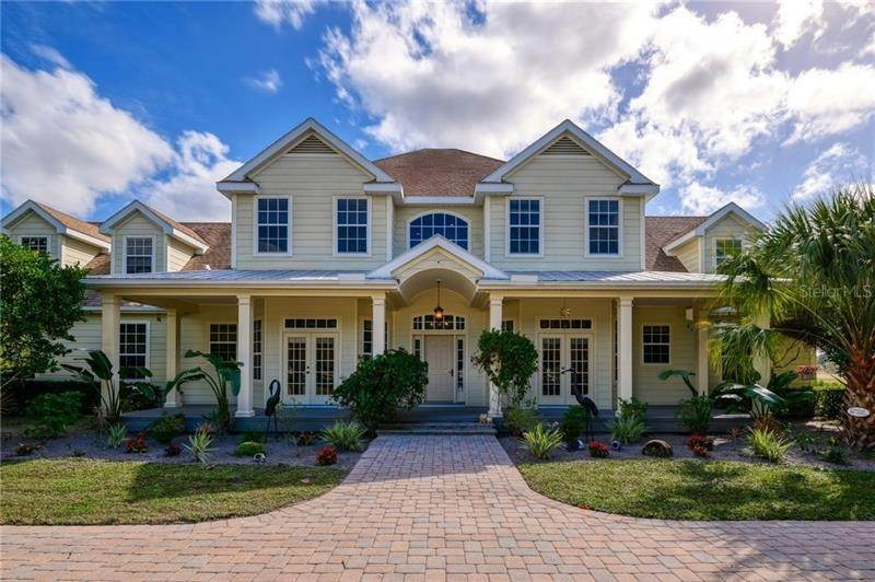 Single Family Homes for Sale at 251 DEER HAMMOCK ROAD Sarasota, Florida 34240 United States