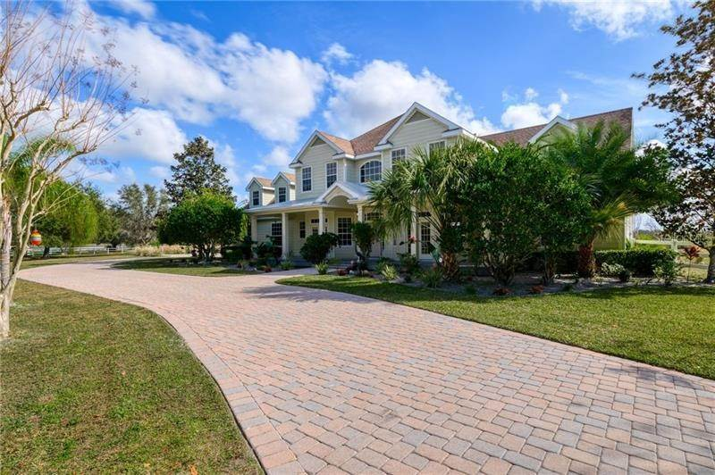 5. Single Family Homes for Sale at 251 DEER HAMMOCK ROAD Sarasota, Florida 34240 United States