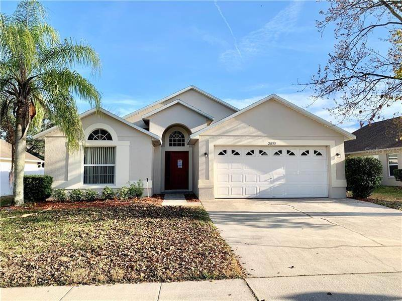 Single Family Homes en 2835 STRAND CIRCLE Oviedo, Florida 32765 Estados Unidos