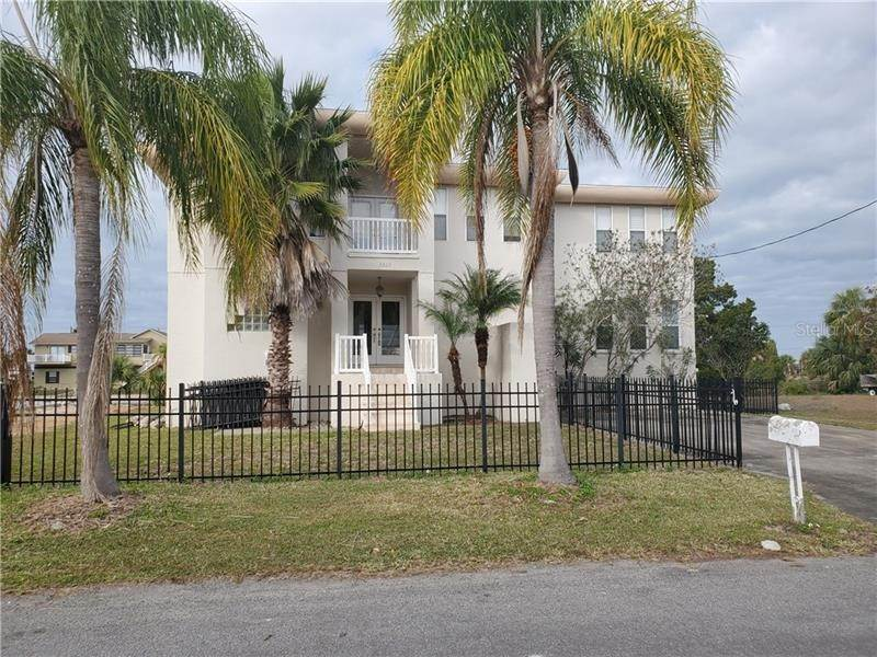 Single Family Homes for Sale at 3223 HIBISCUS DRIVE Hernando Beach, Florida 34607 United States