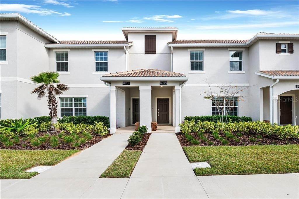 townhouses for Sale at 8951 STINGER DRIVE Champions Gate, Florida 33896 United States