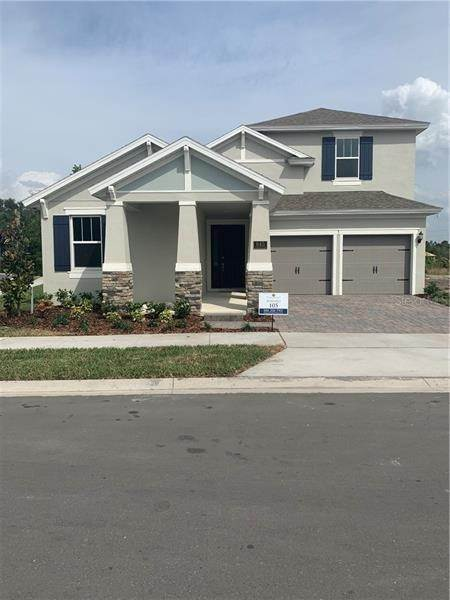 Single Family Homes por un Venta en 845 TERRAPIN DRIVE Debary, Florida 32713 Estados Unidos