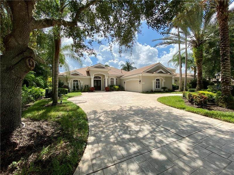 Single Family Homes for Sale at 6915 CUMBERLAND TERRACE University Park, Florida 34201 United States