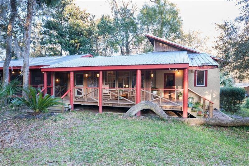 Farm for Sale at 22320 NW 87TH AVENUE ROAD Micanopy, Florida 32667 United States