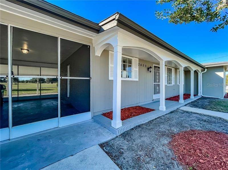 4. Single Family Homes for Sale at 2489 BEACON DRIVE Port Charlotte, Florida 33952 United States