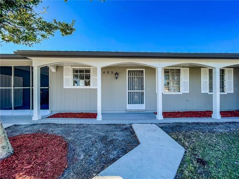 6. Single Family Homes for Sale at 2489 BEACON DRIVE Port Charlotte, Florida 33952 United States