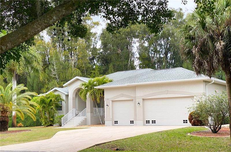Single Family Homes for Sale at 100 SPANIARDS ROAD Placida, Florida 33946 United States