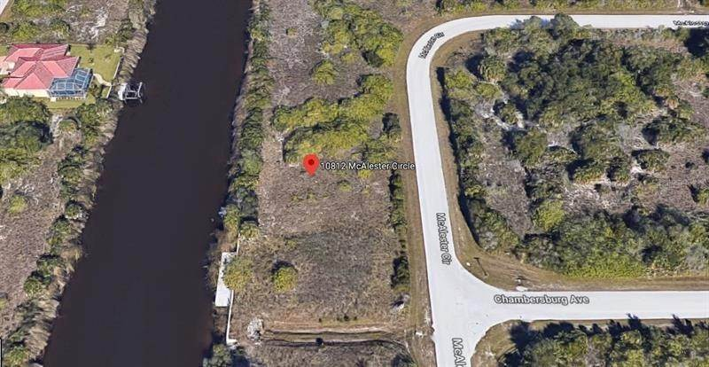 Land for Sale at 10812 MCALESTER CIRCLE Port Charlotte, Florida 33981 United States