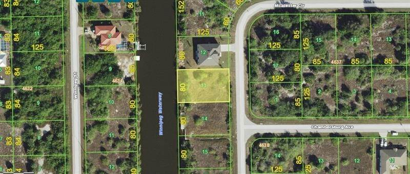 2. Land for Sale at 10812 MCALESTER CIRCLE Port Charlotte, Florida 33981 United States
