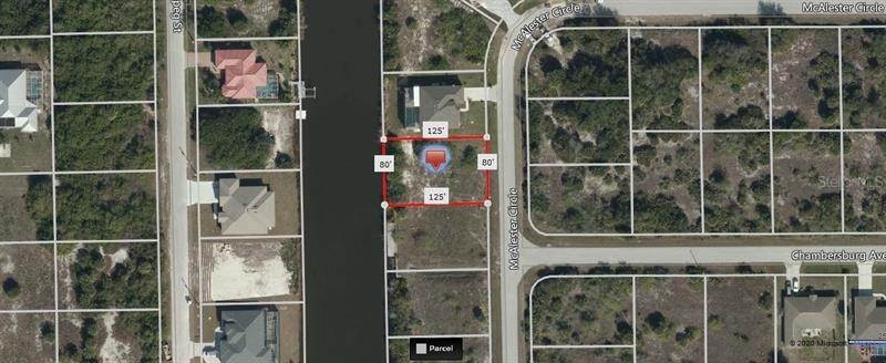 14. Land for Sale at 10812 MCALESTER CIRCLE Port Charlotte, Florida 33981 United States