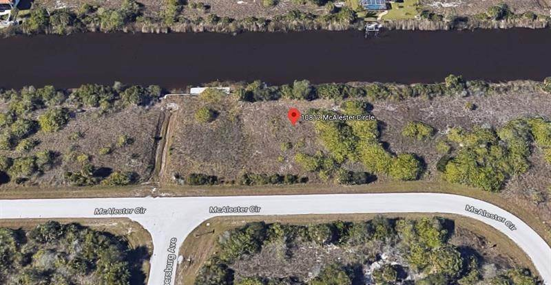 3. Land for Sale at 10812 MCALESTER CIRCLE Port Charlotte, Florida 33981 United States