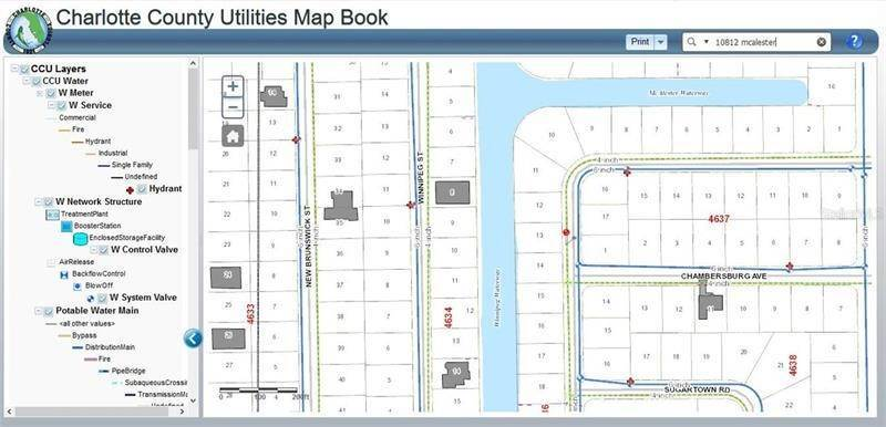4. Land for Sale at 10812 MCALESTER CIRCLE Port Charlotte, Florida 33981 United States