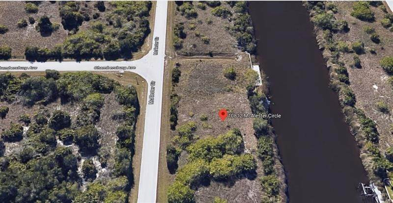 6. Land for Sale at 10812 MCALESTER CIRCLE Port Charlotte, Florida 33981 United States