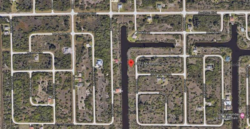 8. Land for Sale at 10812 MCALESTER CIRCLE Port Charlotte, Florida 33981 United States