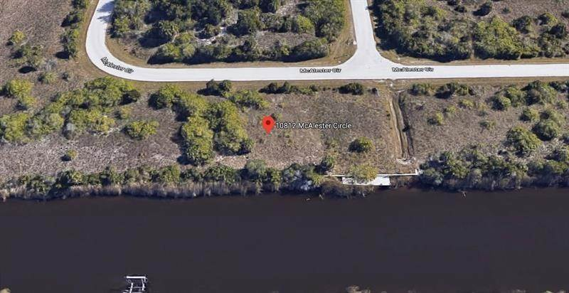 9. Land for Sale at 10812 MCALESTER CIRCLE Port Charlotte, Florida 33981 United States