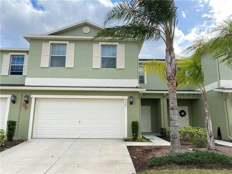 townhouses at 3249 RODRICK CIRCLE Orlando, Florida 32824 United States