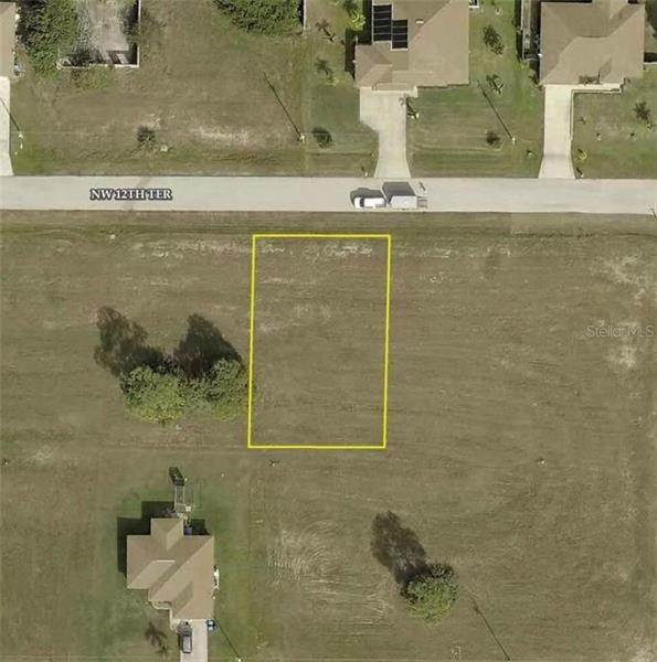 3. Land for Sale at 1708 NW 12TH TERRACE Cape Coral, Florida 33993 United States