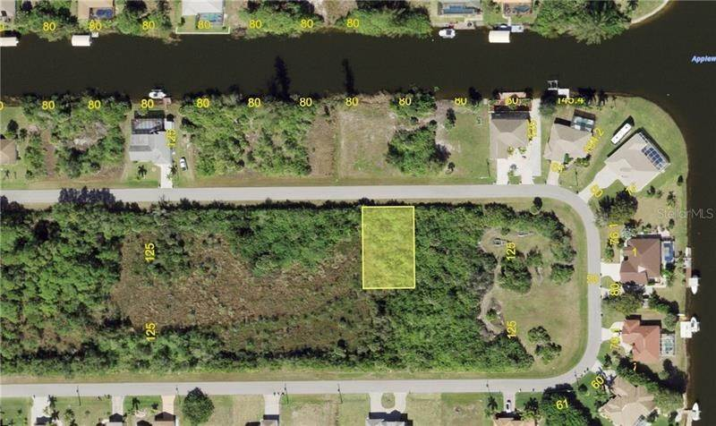 Land for Sale at 15761 HENNIPEN CIRCLE Port Charlotte, Florida 33981 United States