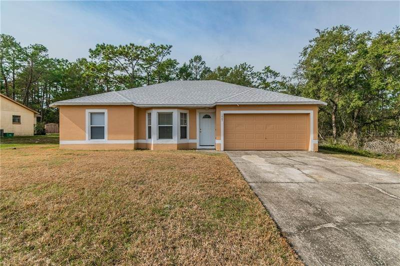 2. Single Family Homes for Sale at 1047 GAGE AVENUE Deltona, Florida 32738 United States
