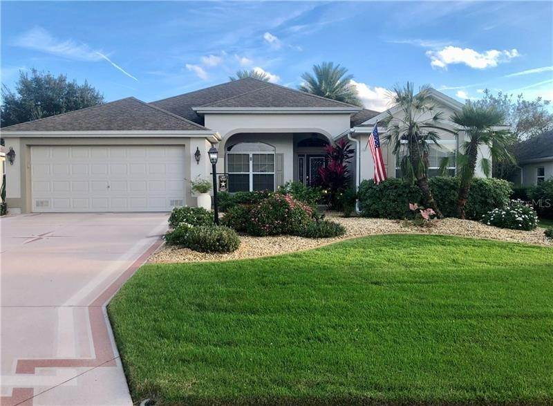 Single Family Homes for Sale at 2477 MAVERICK WAY The Villages, Florida 32162 United States
