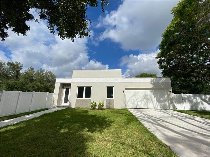 1. Single Family Homes for Sale at 881 S JEFFERSON AVENUE Sarasota, Florida 34237 United States