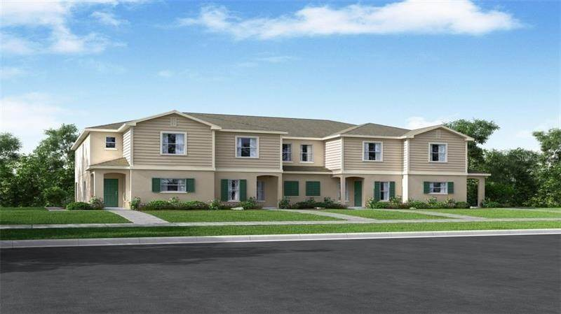 townhouses for Sale at 4821 CORAL CASTLE DRIVE Kissimmee, Florida 34746 United States