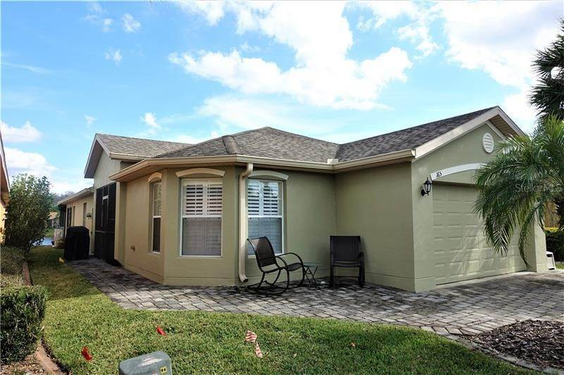 Single Family Homes at 165 RIALTO ROAD Poinciana, Florida 34759 United States