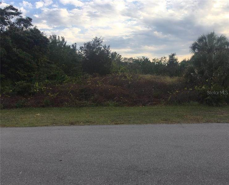 Land for Sale at 17357 ROBINSON AVENUE Port Charlotte, Florida 33948 United States