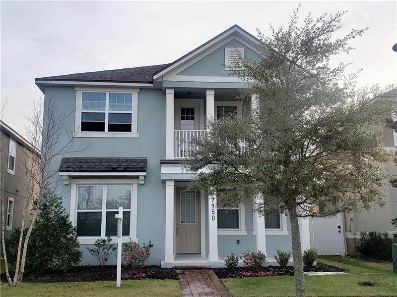 Single Family Homes at 7950 DE HAVEN STREET Orlando, Florida 32832 United States