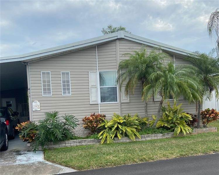 Manufactured Home for Sale at 18675 US HIGHWAY 19 N 411 Clearwater, Florida 33764 United States