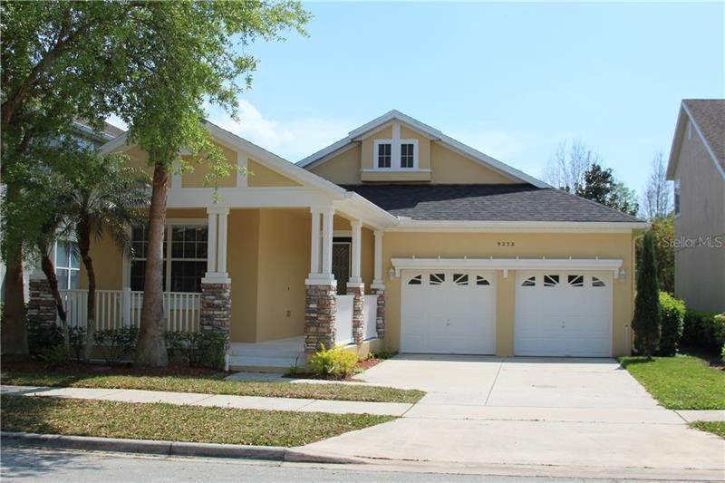 Single Family Homes at 9238 KENSINGTON ROW COURT Orlando, Florida 32827 United States
