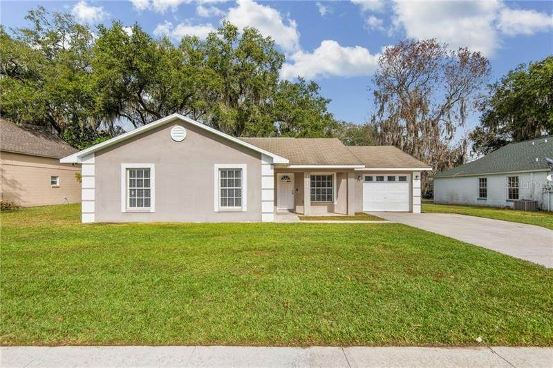 Single Family Homes for Sale at 1060 FORREST DRIVE Bartow, Florida 33830 United States