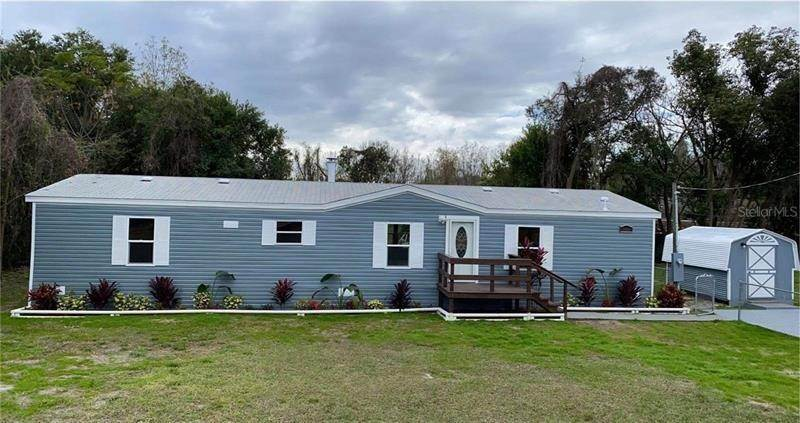 Manufactured Home for Sale at 11600 RANCHO DRIVE Leesburg, Florida 34788 United States