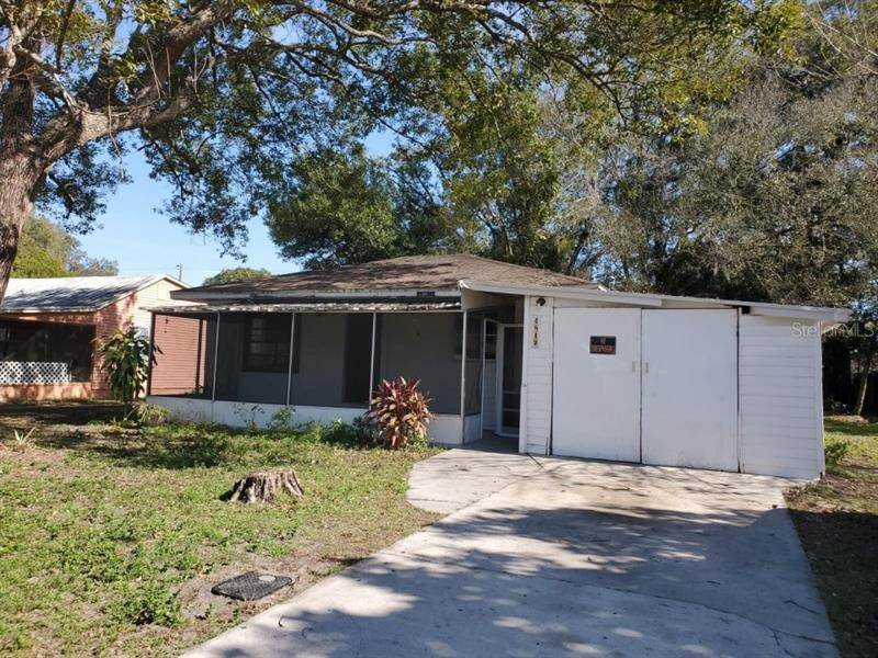 Single Family Homes for Sale at 4842 16TH STREET Zephyrhills, Florida 33542 United States