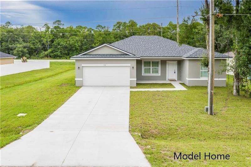 2. Single Family Homes for Sale at 103 ZINNIA LANE W Poinciana, Florida 34759 United States