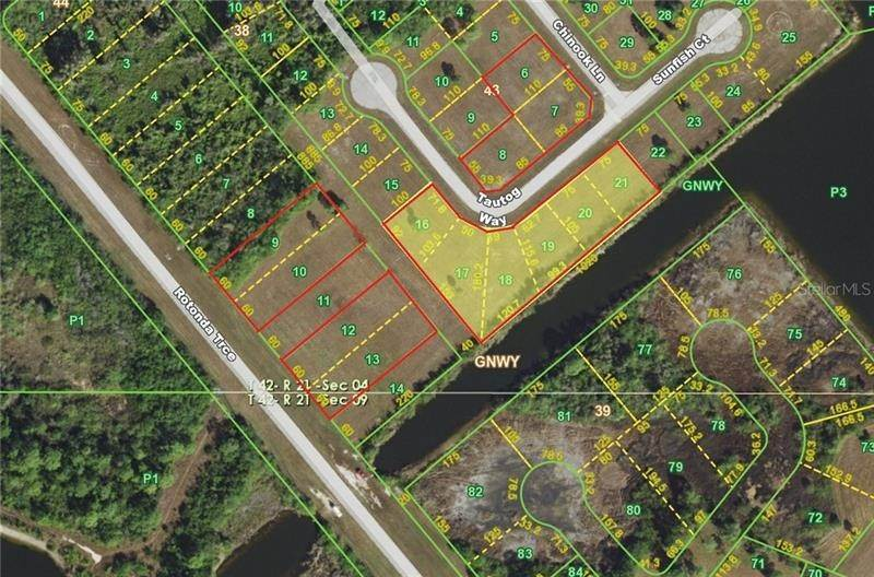 Commercial for Sale at 12620 ROTONDA TRACE Placida, Florida 33946 United States